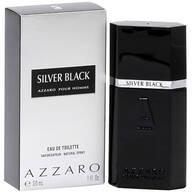 Azzaro Silver Black for Men EDT, 1 oz.