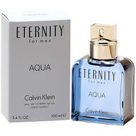 Calvin Klein Eternity Aqua for Men EDT, 3.4 oz.