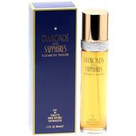 Elizabeth Taylor Diamonds & Sapphires for Women EDT, 3.3 oz.
