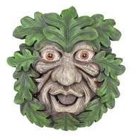 Resin Tree Face Decor