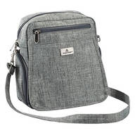 OrganiZZi ™ RFID Ready-To-Go Crossbody Bag