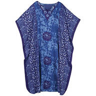 Indigo Caftan by Sawyer Creek