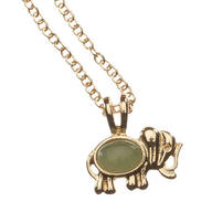 Good Luck Elephant Necklace with Magnetic Clasp
