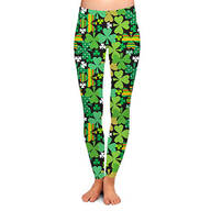 Lucky Shamrock Leggings