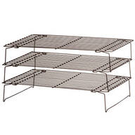 3 Piece Cooling Rack Set by Chefs Pride