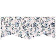 Colette Scalloped Valance