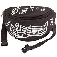 Musical Notes Fannypack