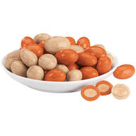 White Chocolate Pumpkin Spice Almonds