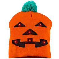 Lighted Jack-O-Lantern Hat