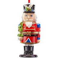 Nutcracker Ornament Trinket Box