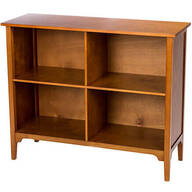 Horizontal Bookcase by OakRidge™
