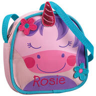Personalized Stephen Joseph® Crossbody Unicorn Purse