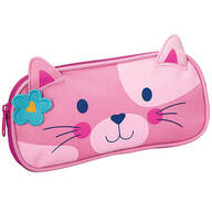 Personalized Stephen Joseph® Cat Pencil Pouch