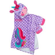 Personalized Stephen Joseph® Hooded Unicorn Towel
