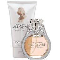 Marilyn Monroe How to Marry a Millionaire EDP and Lotion Set