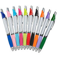 Grippy Ultra™ Ballpoint Pens, 10 Count