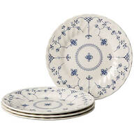 Finlandia Set of 4 Salad Plates