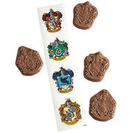 Jelly Belly® Harry Potter™ Chocolate Crests, 1 oz.
