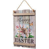 Happy Easter Pallet Sign