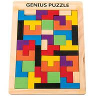 Genius Wood Puzzle