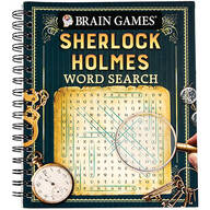 Brain Games® Sherlock Holmes Word Search