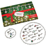 Advent Charm Calendar Jewelry Gift Set