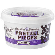 Asher's® Chocolate Smothered Pretzel Pieces