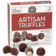 Artisan Truffles, 3.5oz