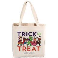 Personalized Children's Halloween Tote