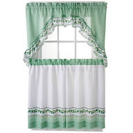 3-Pc. Ivy Curtain Set