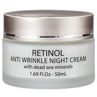 Dead Sea Collection Retinol Anti Wrinkle Night Cream
