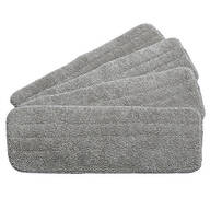 Spray Mop Microfiber Cleaning Pads, Set of 4