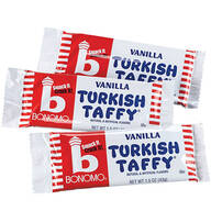 Bonomo Turkish Taffy®, Vanilla, Set of 3