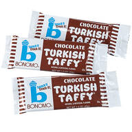 Bonomo Turkish Taffy®, Chocolate, Set of 3