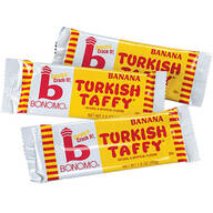 Bonomo Turkish Taffy®, Banana, Set of 3