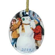 2019 Miles Kimball Cover Ornament