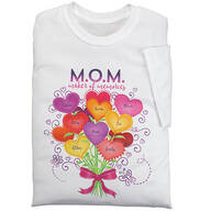 Personalized M.O.M. Maker of Memories T-Shirt