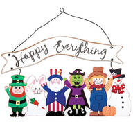Happy Everything Hanger by Holiday Peak™