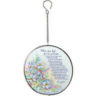 """Look for Me at Easter"" Suncatcher by Holiday Peak™"