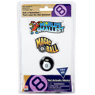World's Smallest™ Magic 8 Ball™