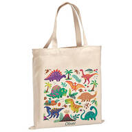 Personalized Dinosaurs Children's Tote