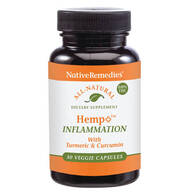 NativeRemedies® Hemp + Inflammation