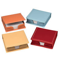 Colorful Memo Boxes Set of 4