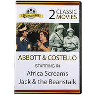 Two Classic Abbott & Costello Movies DVD