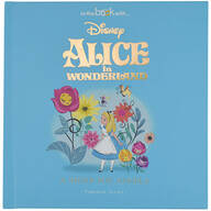 Personalized Timeless Alice In Wonderland Book