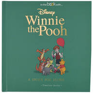 Personalized Timeless Winnie the Pooh Book
