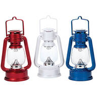 Red, White and Blue Lanterns Set of 3