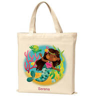 Personalized Mermaid Tote