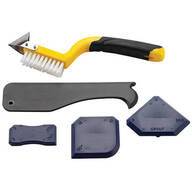 Complete Caulking Tool Kit Set of 5