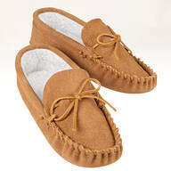 Genuine Leather Moccasins Mens